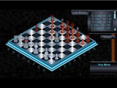 3D Schach (Chess)